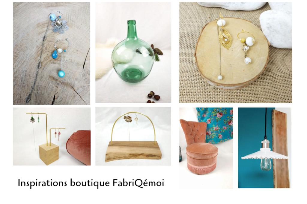 Selection de cadeaux de la boutique FabriQémoi