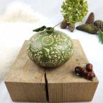 Vase rond et vert pour inspirations de cadeaux eco-responsables fête des mères