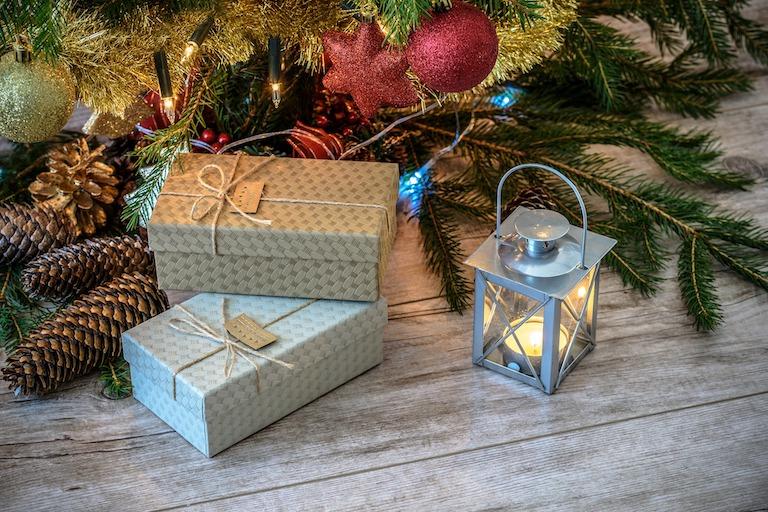 cadeaux de Noel Vintage