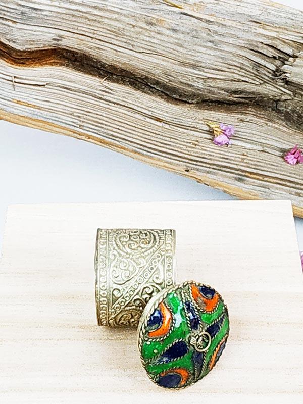 Boite à bijoux métallique fabriqemoi