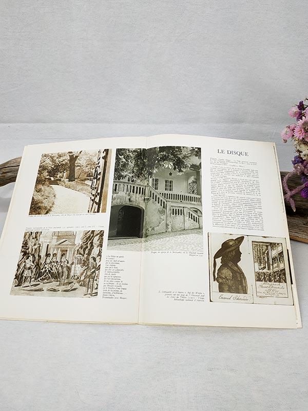 Disque 33 tours de W. A Mozart chef d'oeuvre d'art de FabriQémoi