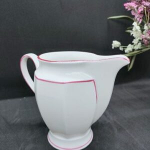 """Pot à lait en porcelaine de Bavaria """"Wunterling Shwarzenbach"""""""