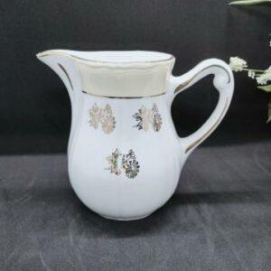 Pot à lait en Porcelaine de Poreylor l'amendiroise
